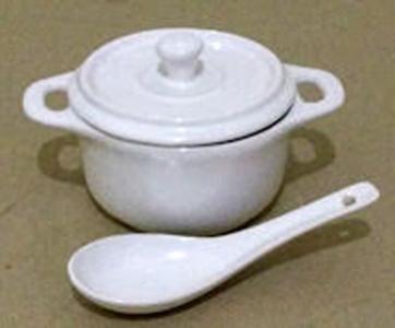 MANGKUK SUP (D-1328) Sendok