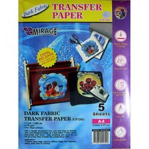Kertas Mirage Transfer Paper Premium Dark T-Shirt