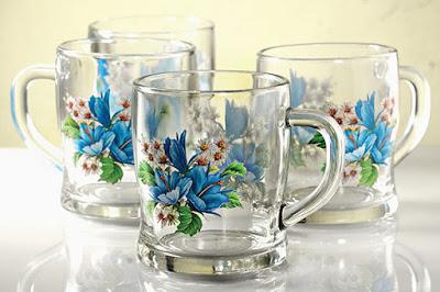 GLASS MINI MARY ANNE