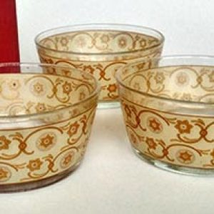 GMG 4503 SALAD BOWL 3 PCS ITALIA