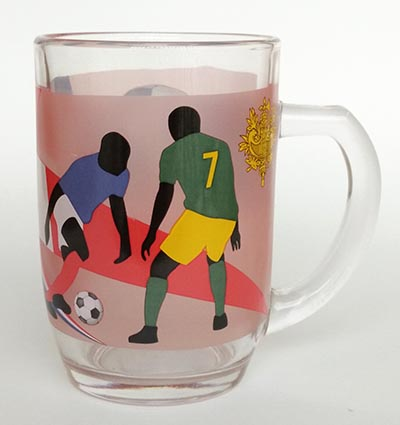 Glass Kj-663 WorldCup France