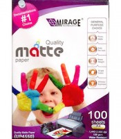 Mirage Quality Matt Paper