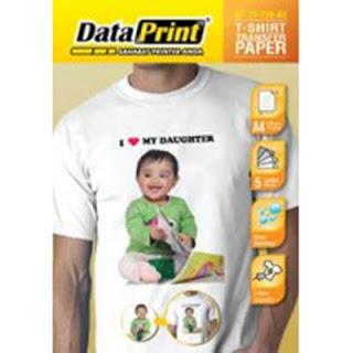 T-Shirt Transfer Paper Dataprint