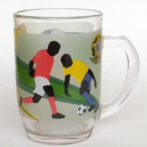 Gm 6630 Glass Kj-663 World Cup Brazil
