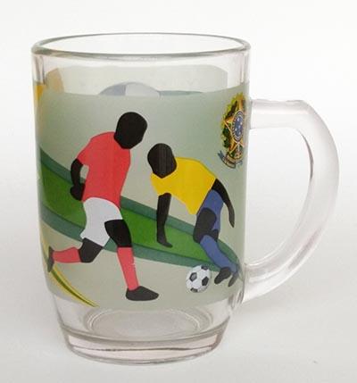 Glass Kj-663 WorldCup Brazil