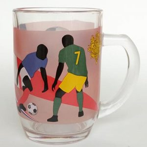 Gm 6630 Glass Kj-663 World Cup France