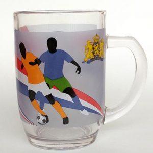 Gm 6630 Glass Kj-663 World Cup Netherlands