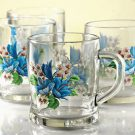 GM 0734 GLASS MINI JGC ( 4 PCS ) MARY ANNE