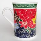 Gm 7361 Mug Bone China Batik Amanda