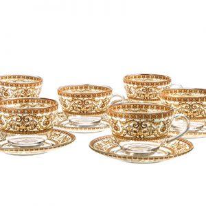 Cup & Saucer Set Scandinavia GMG0812 / 3512