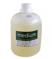 Medium Oil Campuran Bubuk