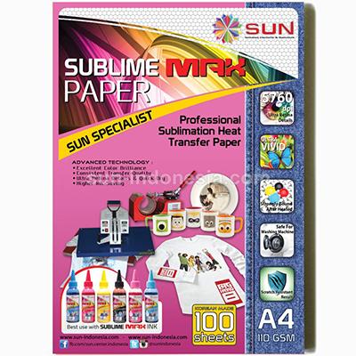 Kertas printer Sublime Max