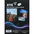 XYZ Glossy Photo Paper