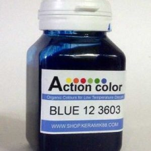 Action Colour Blue
