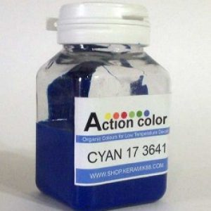 Action Colour Cyan