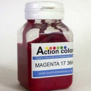 Action Colour Magenta