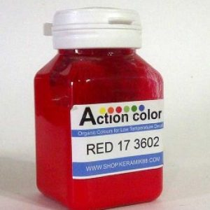 Action Colour Red