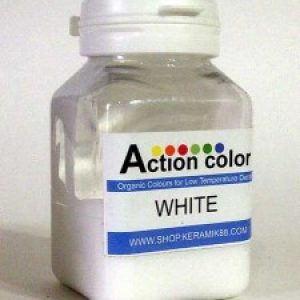 Action Colour White