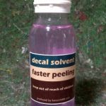 Decal Solvent