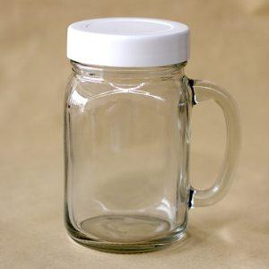 Drinking Jar, Gelas Toples