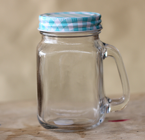 Drinking Jar Gelas Toples