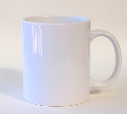 Mug Import Coating White