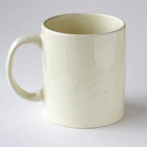 Mug Warna Cream