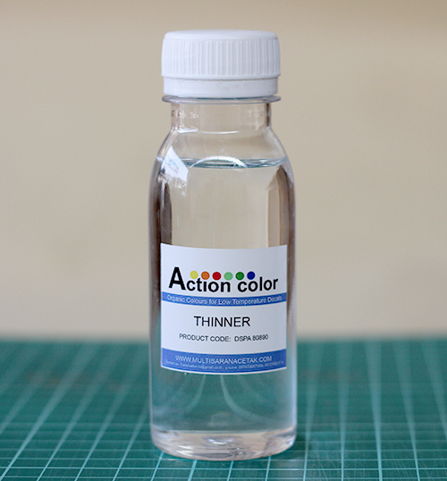 Cairan Action Colour Thinner