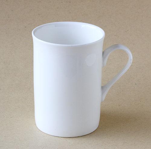 Mug Porcelain Tembus pandang