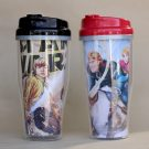 Tumbler plus custom design