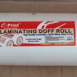 Laminating Doff Roll Eprint