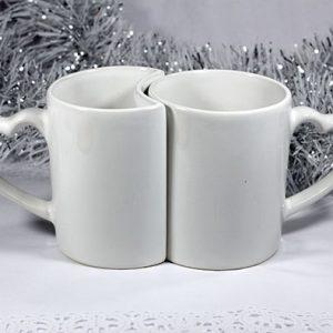Mug Couple LOVE Coating