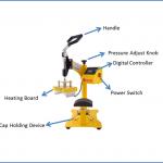 LUXURY CAP HEAT PRESS MACHINE