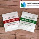 Serbuk Kalibrasi 1 Set Buffer Powder Bubuk PH Meter Solution