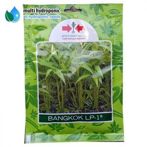 Benih Kangkung BANGKOK LP-1 Panah Merah Kemasan Pouch Pack 1500 Benih