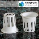 Netpot 5 cm Putih Net pot Wadah Media Tanam Hidroponik