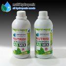 Nutrisi AB mix sayuran daun kemasan cair 500 ml