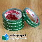 Lakban Sayur / Isolasi Fresh Vegetable Hijau Tape