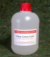 CAIRAN CLEAR COVER COAT
