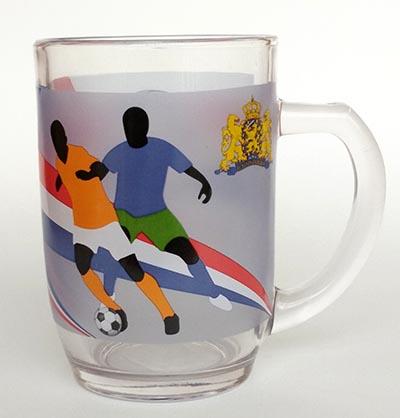 Glass Kj-663 WorldCup Netherlands