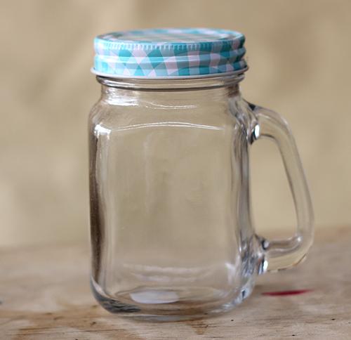 Drinking Jar Gelas Toples