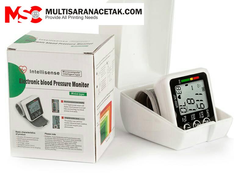Tekanan Darah Digital Intellisense