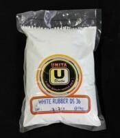 """Rubber White DS36 """"UNITA"""""""